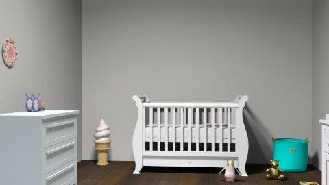 babyyyyyyyyiyyyyyyyy - Classic - Kids room  - by jdillon