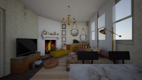 rent - by paulinem