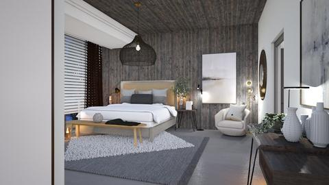 PENTHOUSE GUEST ROOM - Bedroom  - by zarky