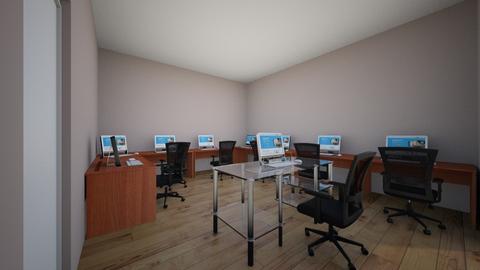Lobby - Office  - by dyross1006
