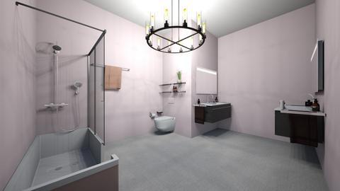bathroom - Bathroom  - by Breiana13