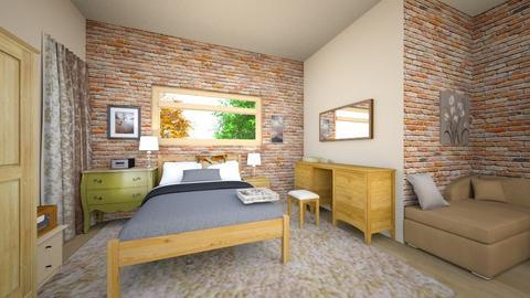 Vs bedroom - Bedroom - by ilikalle