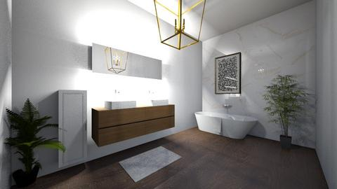Homiest bathroom - Classic - Bathroom  - by ana pogorelec
