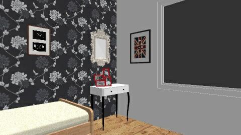 Stupid room - Retro - by anna_mydeco12