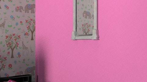 laura and jades room - Modern - Kids room  - by 07wellsc