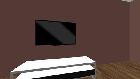 Morgan 1 - Living room  - by Elliott Ray