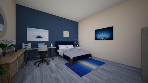Beach Design Bedroom - Bedroom  - by alecb149