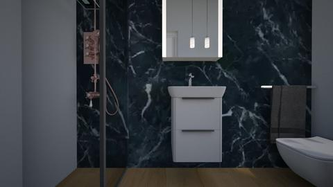 Cologno bagno ospiti9 - Bathroom - by natanibelung