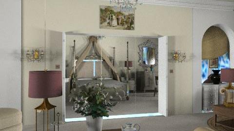 glamorous - Glamour - Bedroom  - by janetski2