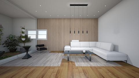 Living - Living room  - by yaramuhammed17