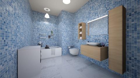6 - Classic - Bathroom  - by Twerka
