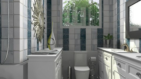 Bathroom - Classic - Bathroom  - by ava234