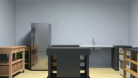 dominiquehutchings - Modern - Kitchen - by Iberia