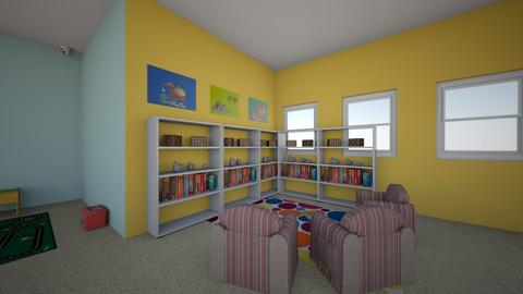 allyssa - Kids room - by allyssaW