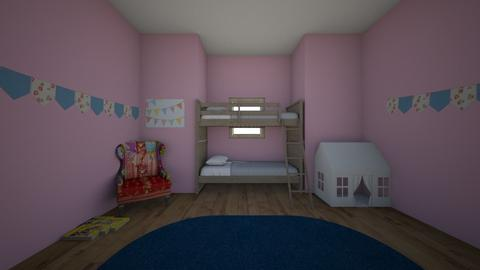 MADDIES BEDROOM DREAM - Bedroom  - by horse4ever