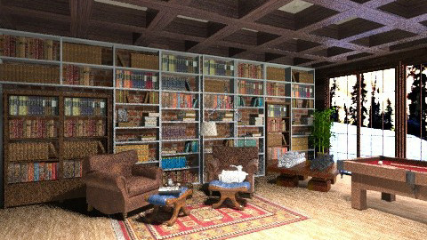 Library for M1 - Country - Office  - by JelenaS