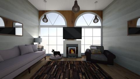 Living room - Living room  - by Haylies_rooms