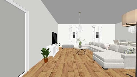 casa - Living room  - by Larissa Hikaru Watanabe