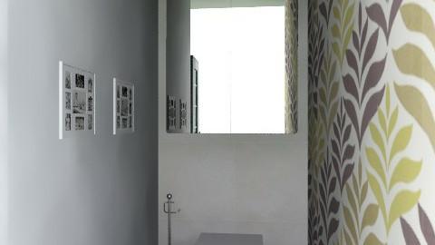 wc 2 - Minimal - Bathroom  - by Maleli