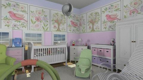 Quarto - Minimal - Kids room  - by Patricia Nogueira