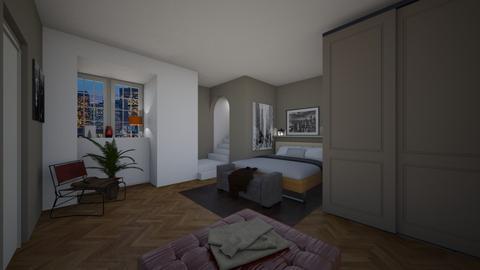 Bedroom contest_mikaelahs - Bedroom  - by mikaelahs