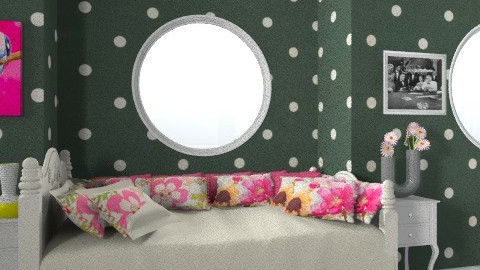 mauro poua1 - Country - Kids room  - by gobin