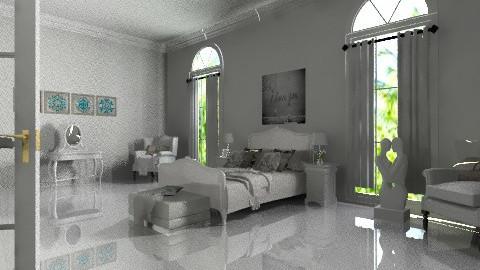 Dormitorio Elegant - Classic - Bedroom  - by Joseph Espinoza