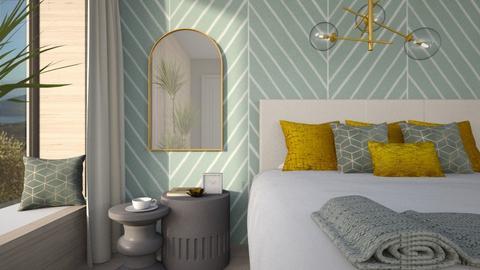 Bedroom sage natural - by Esko123