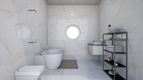 toilet - Vintage - Bathroom  - by DCZAJA14