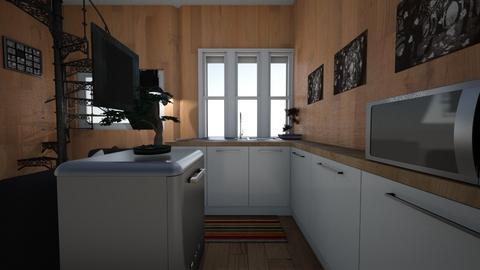 nuevo aparta cocina 3 - Kitchen - by haze25
