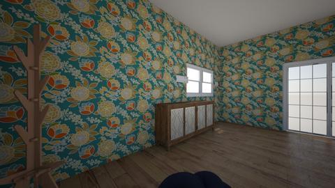 inbar - Living room  - by inbardesign