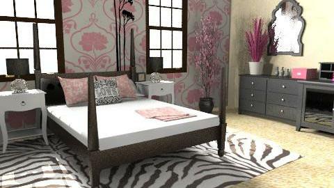 Lauren - Glamour - Bedroom - by shoelover