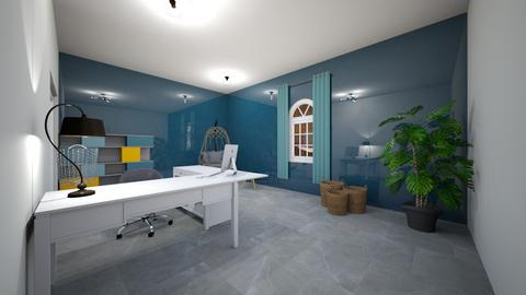 ofis 1 - Office  - by selin demiray