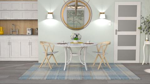 M_ For two people - Dining room  - by milyca8