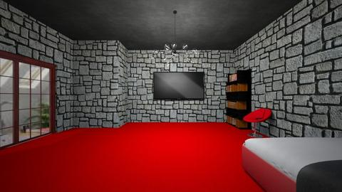 Game of thrones - Modern - Bedroom  - by rmoral9662