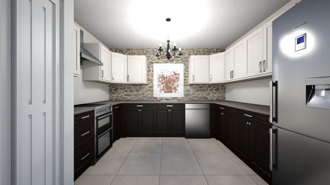Rangely Kitchen - Kitchen  - by Sarah Ashley Allen