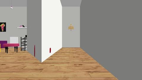 room1 - Modern - by Khalila Avalos