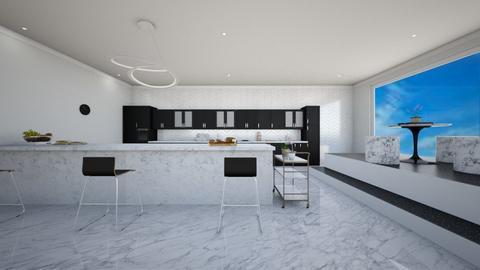 Modern Kitchen - Modern - Kitchen  - by its lia