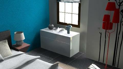 Morshead mansions - Modern - Bedroom - by amritbahra