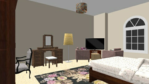 Master bedroom - Modern - Bedroom  - by Mozani