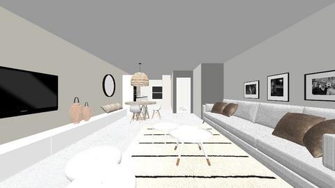 Melany Mol  - Living room - by Michelledgraaf