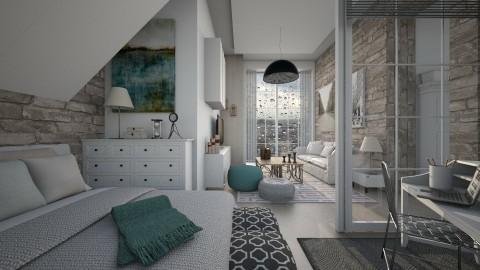 apartment - by Senia N