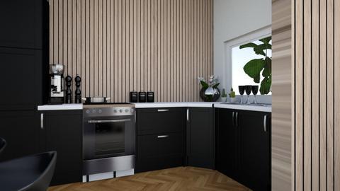 kuchnia1 - Kitchen  - by Aga1977