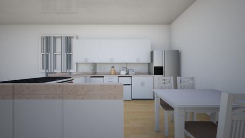 Modern Living Room - Modern - Living room  - by Maryam_123