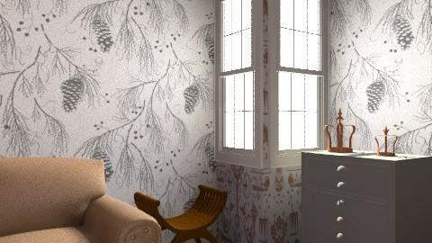 rustic - Rustic - Living room  - by cutypie1