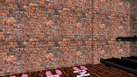 fitness centre - by richard ricardo