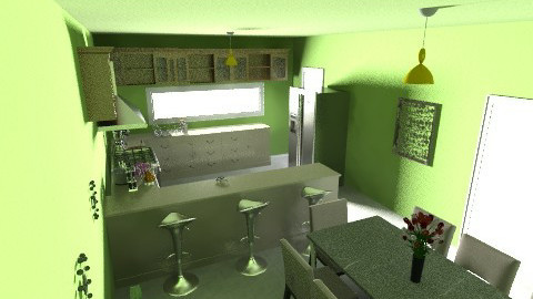 cosina - Classic - Kitchen  - by Bethtiy