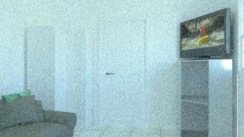 plan2 - Retro - Living room  - by sergine