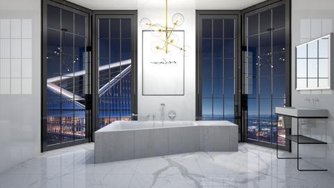 LuxuryLife - Modern - Bathroom  - by LuluDesignStyle
