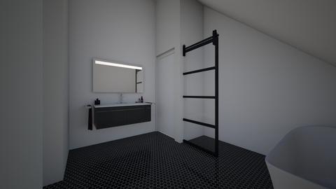badkamer 6 - Bathroom - by Christyk3